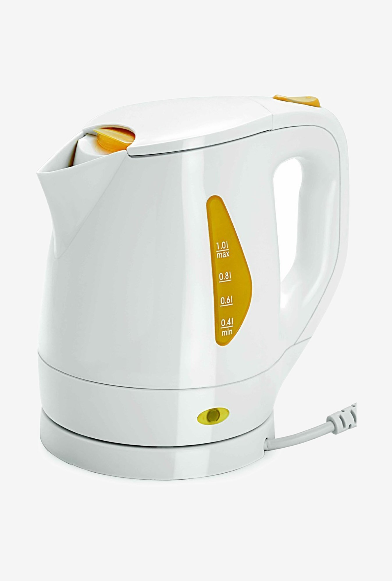 Chef Pro CPK810 1 Litre Electric Kettle (White)