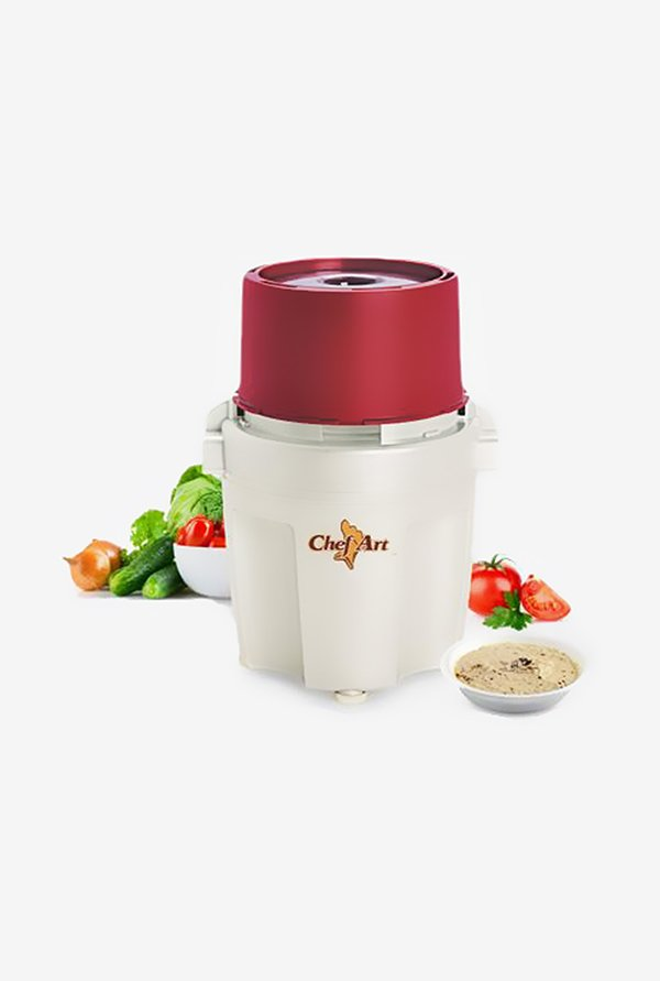 Chef Art CAC712 700W Super Chopper (White)