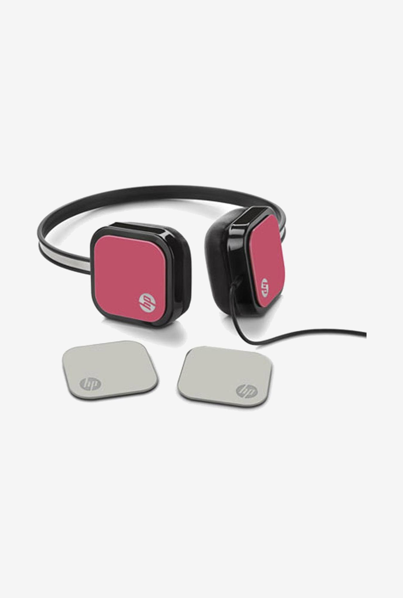 HP HA3000 Headphone Pink