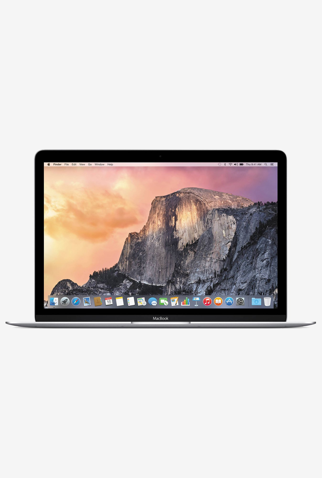 Apple MacBook MF865HN/A 30.48cm (Intel m5, 512GB) Silver