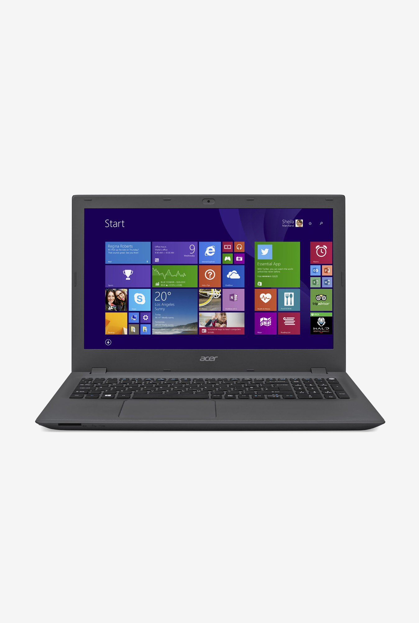 ACER E5-573 15.6 in. 500 GB HDD Laptop (Black)