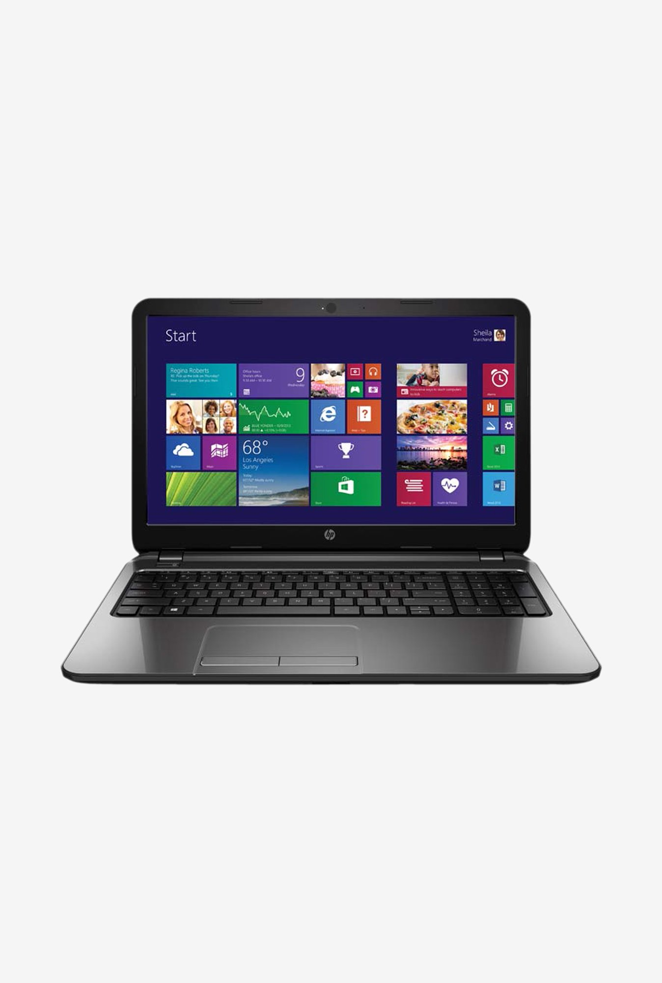 HP Pavilion 15-G004AU 39.62cm Laptop (AMD E1, 500GB) Black