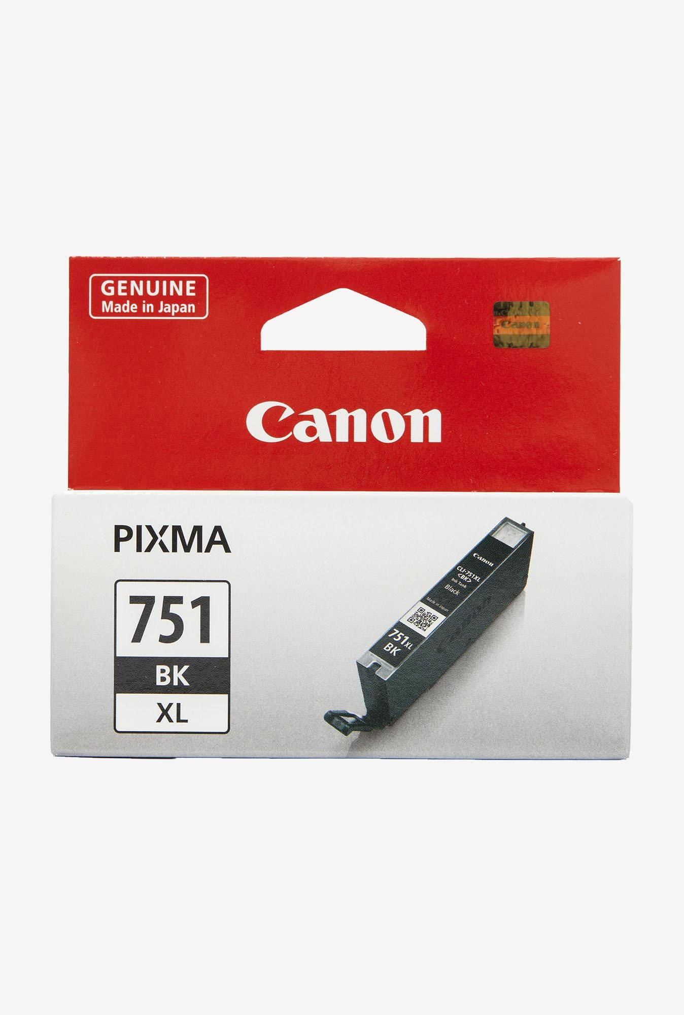 Tatacliq: CANON CLI-751XL BK Cartridge Black @ Rs.149/-