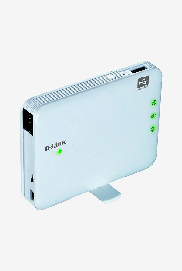Dlink DIR-506L Pocket Cloud Router White