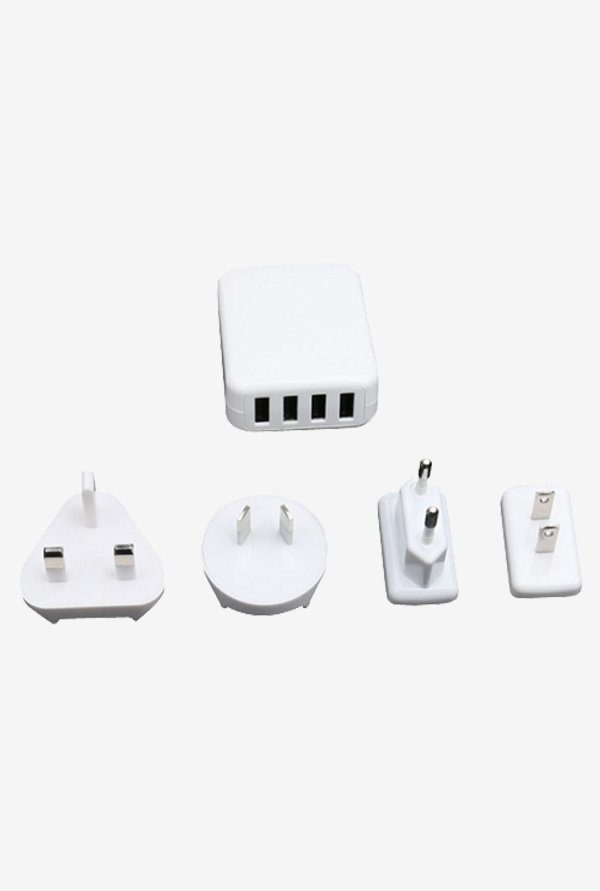 Croma CA2265 Portable Adapter White