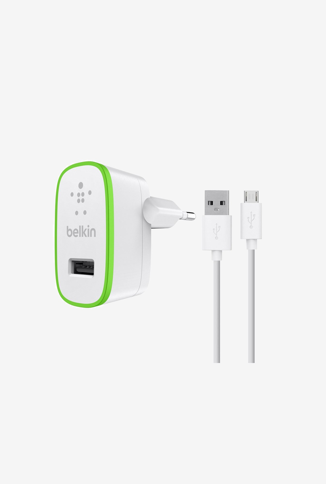 Belkin F8M667vf04-WHT Charger White