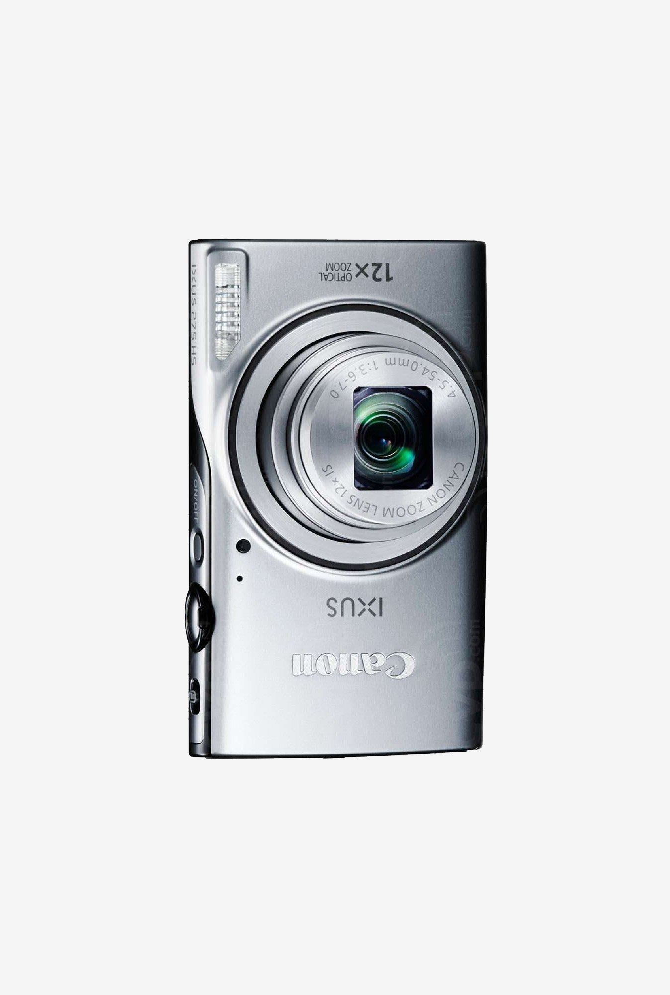 Canon IXUS 275 Point & Shoot Camera (Silver)