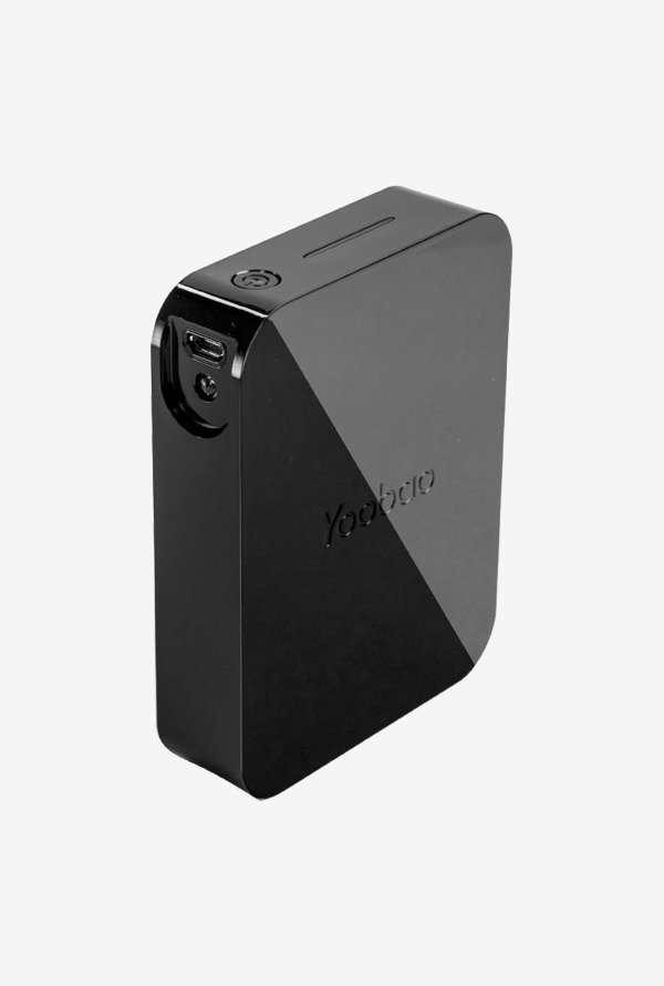 Yoobao Magic Cube 10400 mAh Power Bank (Black)