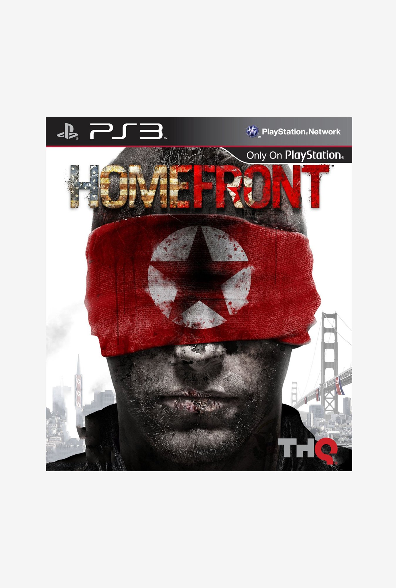 PS3 Homefront Game