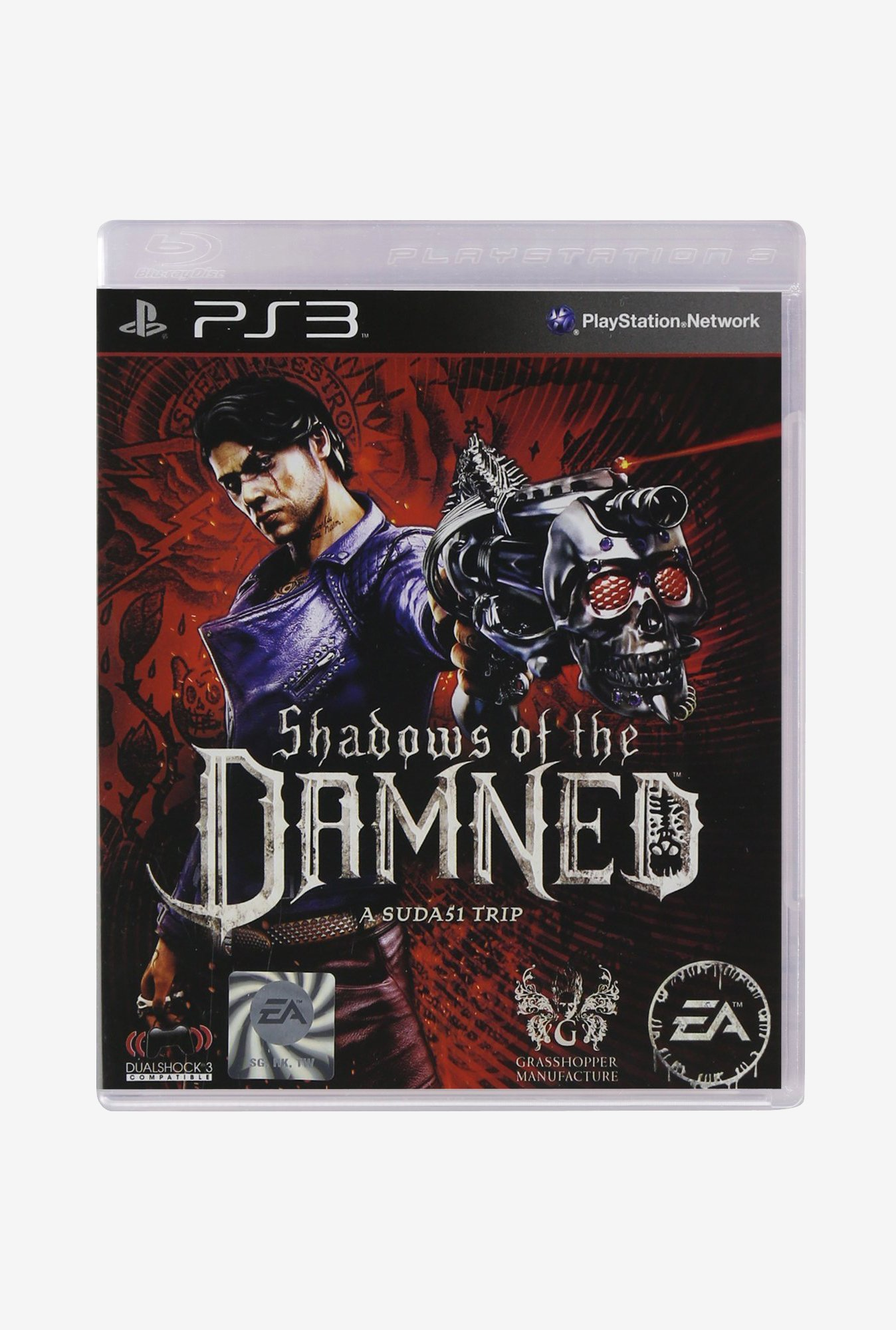 PS3 Shadows of Damned Game