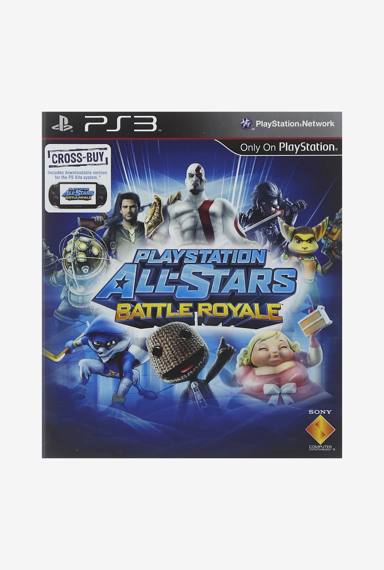 PS3 All-Stars Battle Royale Game