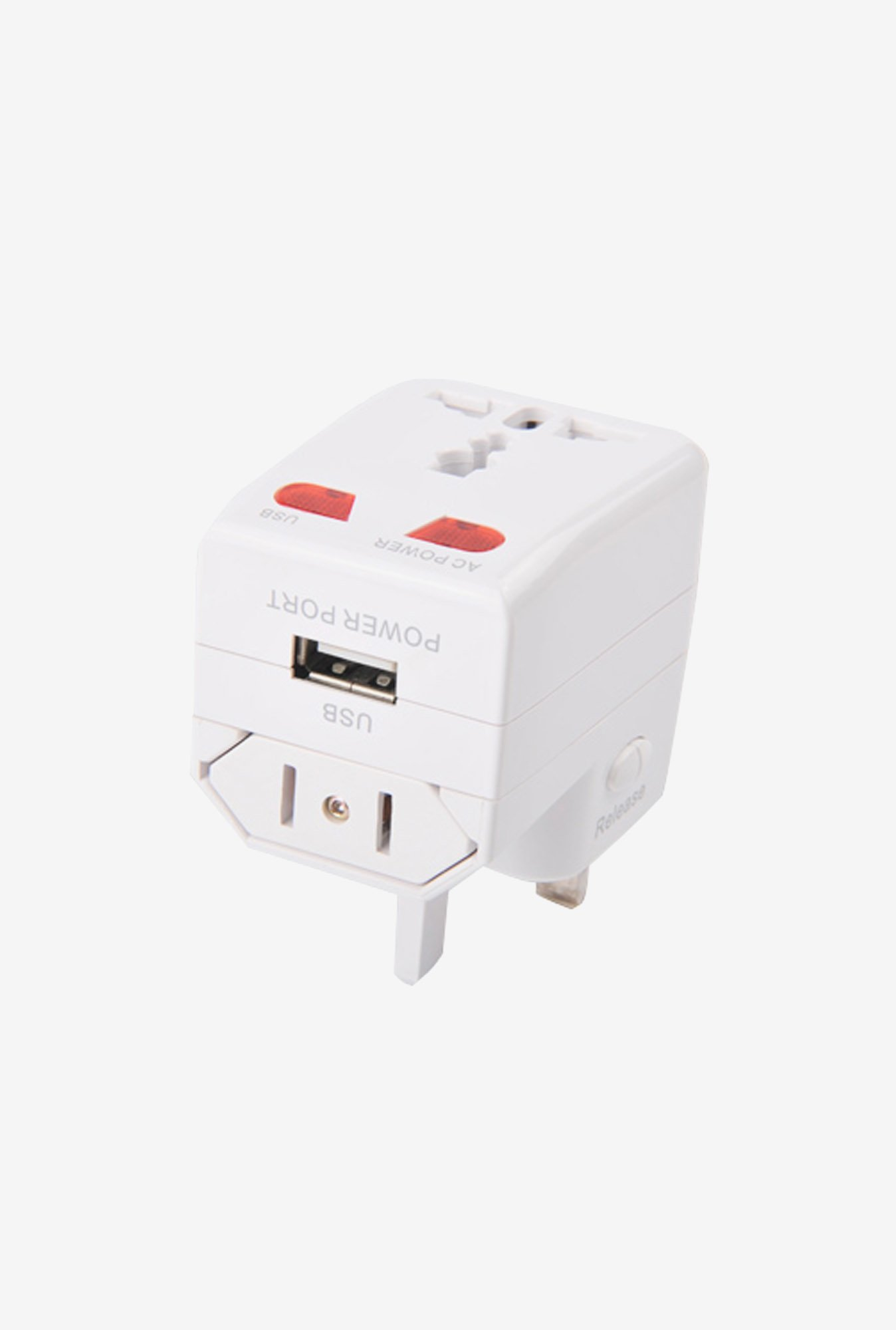 Croma CREP0142 Adapter White