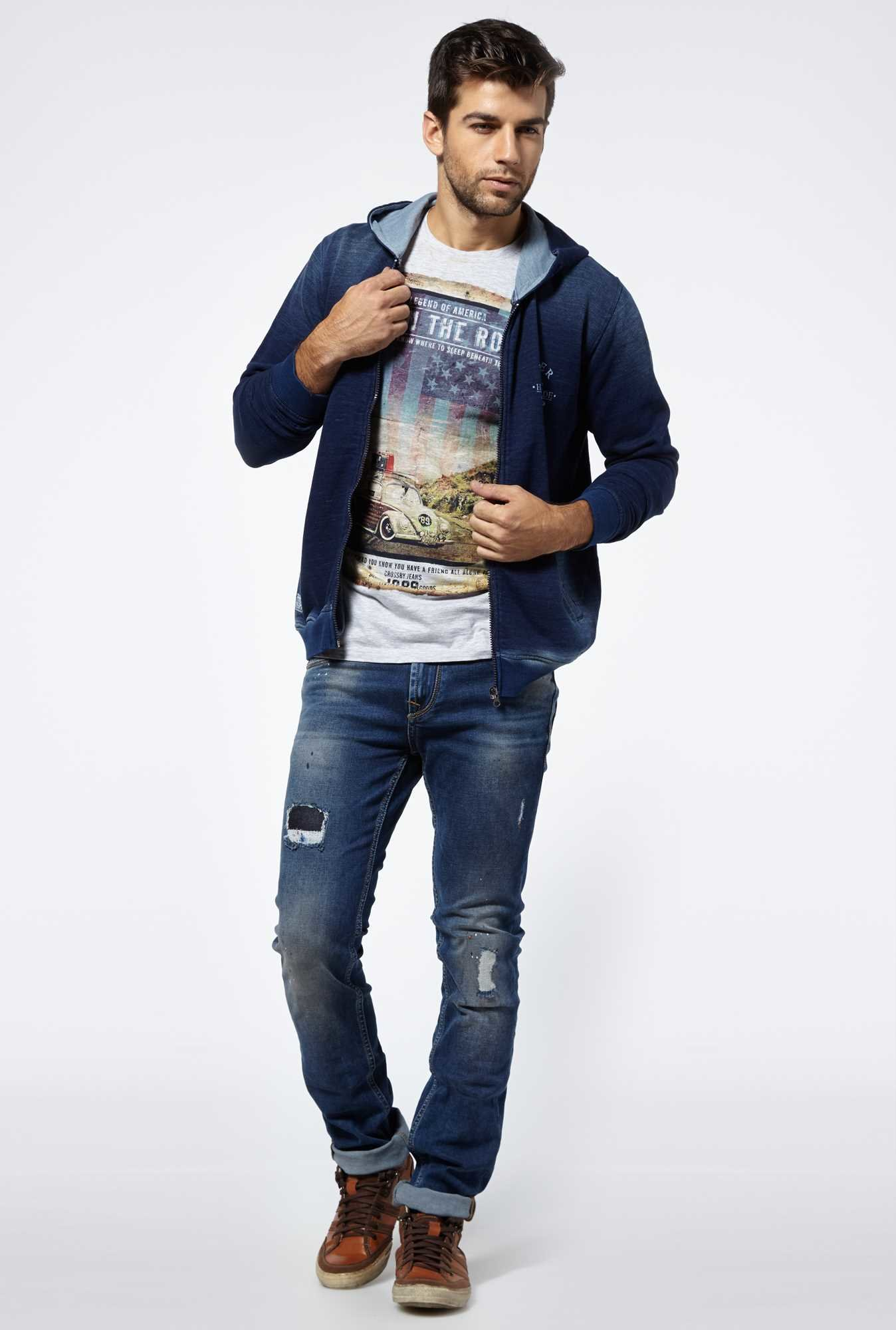 Killer Navy Slim Fit Jeans