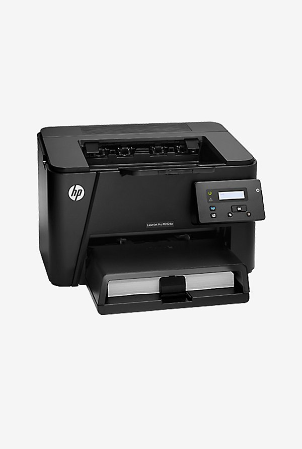 HP LaserJet Pro M202n Laser Printer (Black)