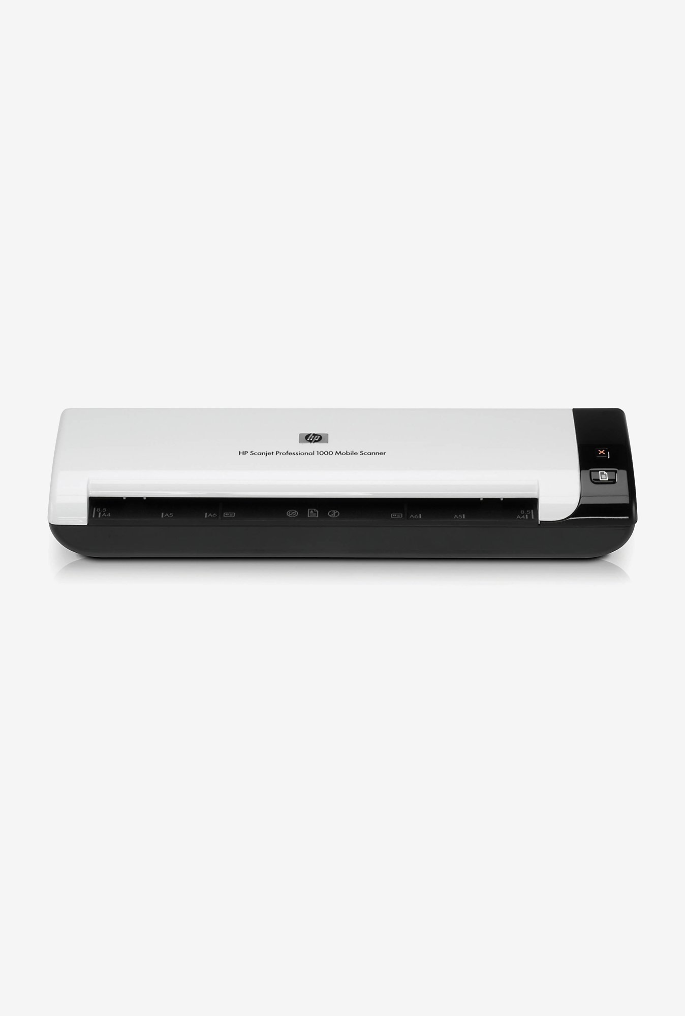 HP ScanJet Professional 1000 Mobile Scanner White