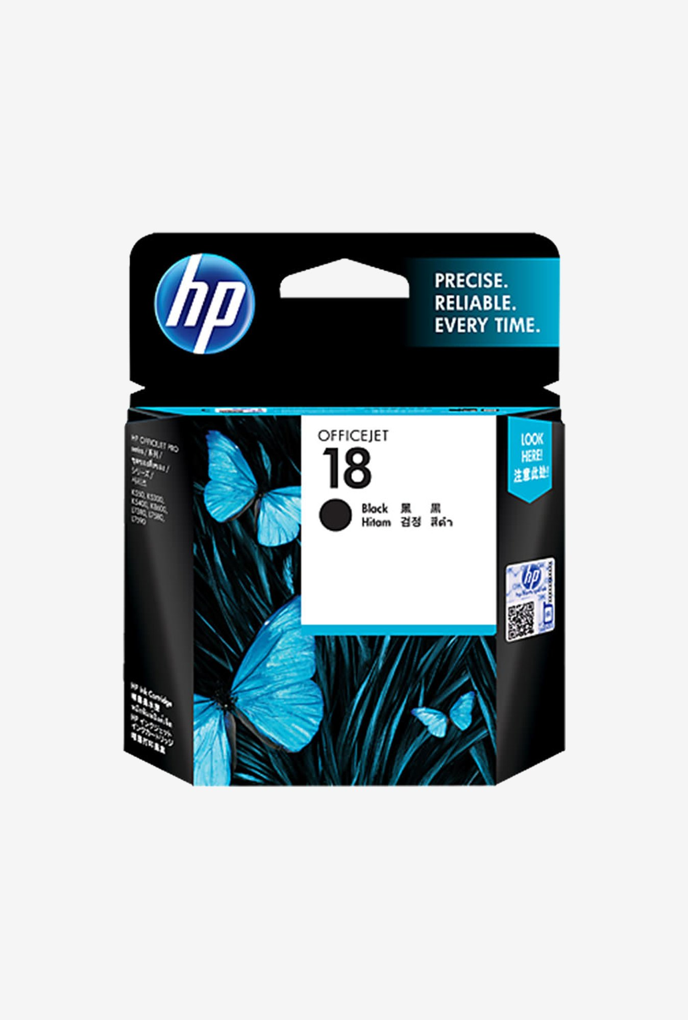 HP 18 C4936A Ink Cartridge Black