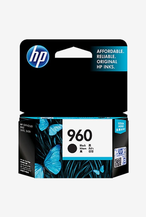 HP 960 CZ665AA Ink Cartridge Black