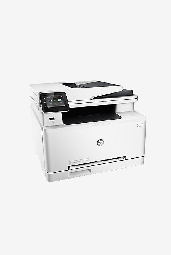 HP LaserJet Pro M277dw All In One Laser Printer (White)