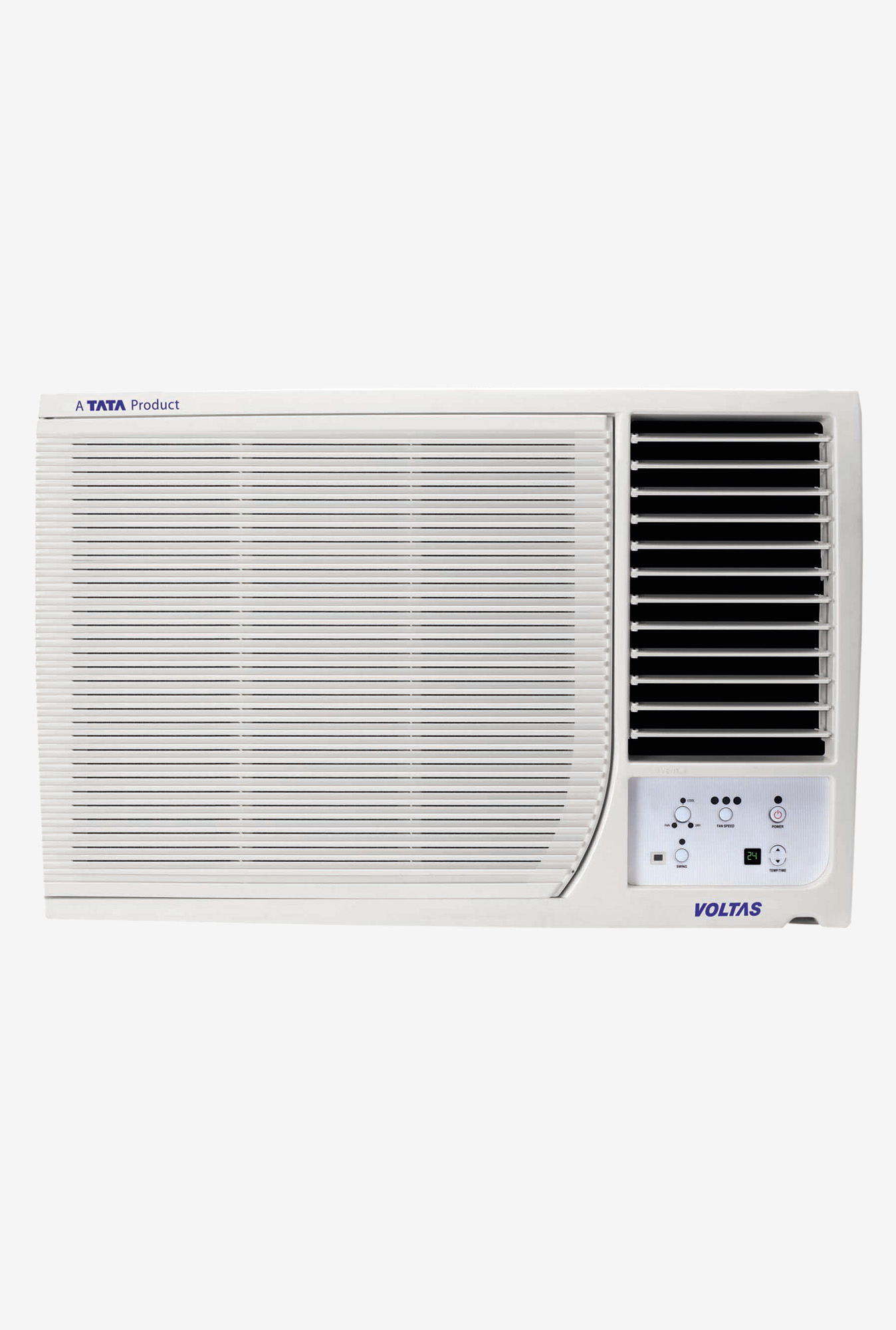 Buy voltas 182 dye 1 5 ton 2 star window ac copper white for 1 ton window ac
