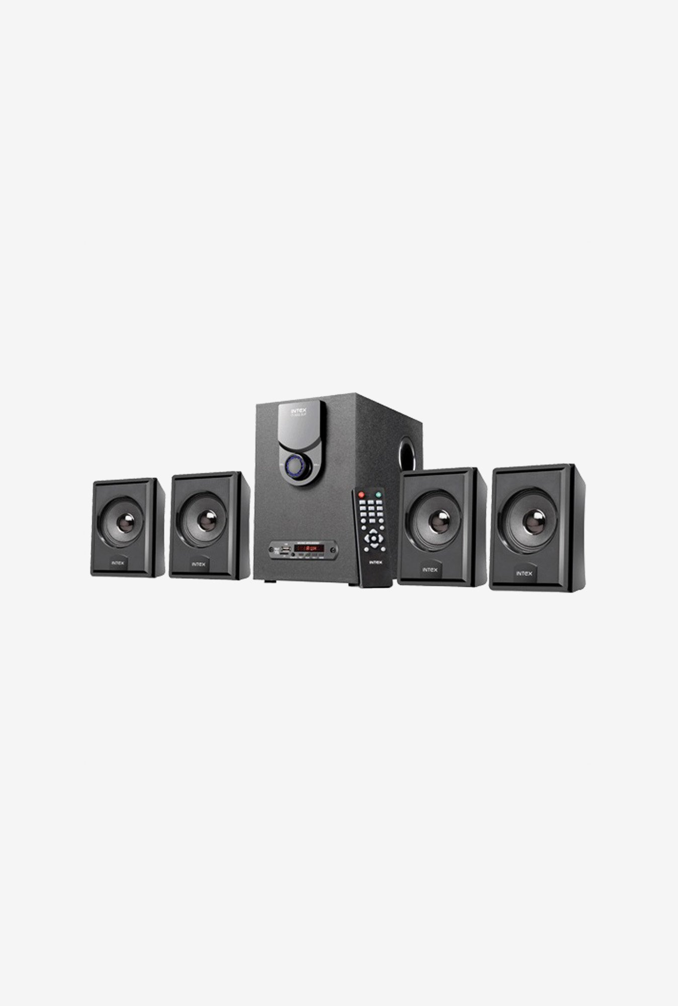 Intex IT-3002 SUF Multimedia Speaker Black