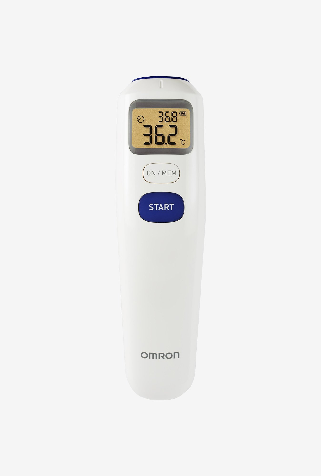 Omron MC-720-AP Forehead Thermometer White
