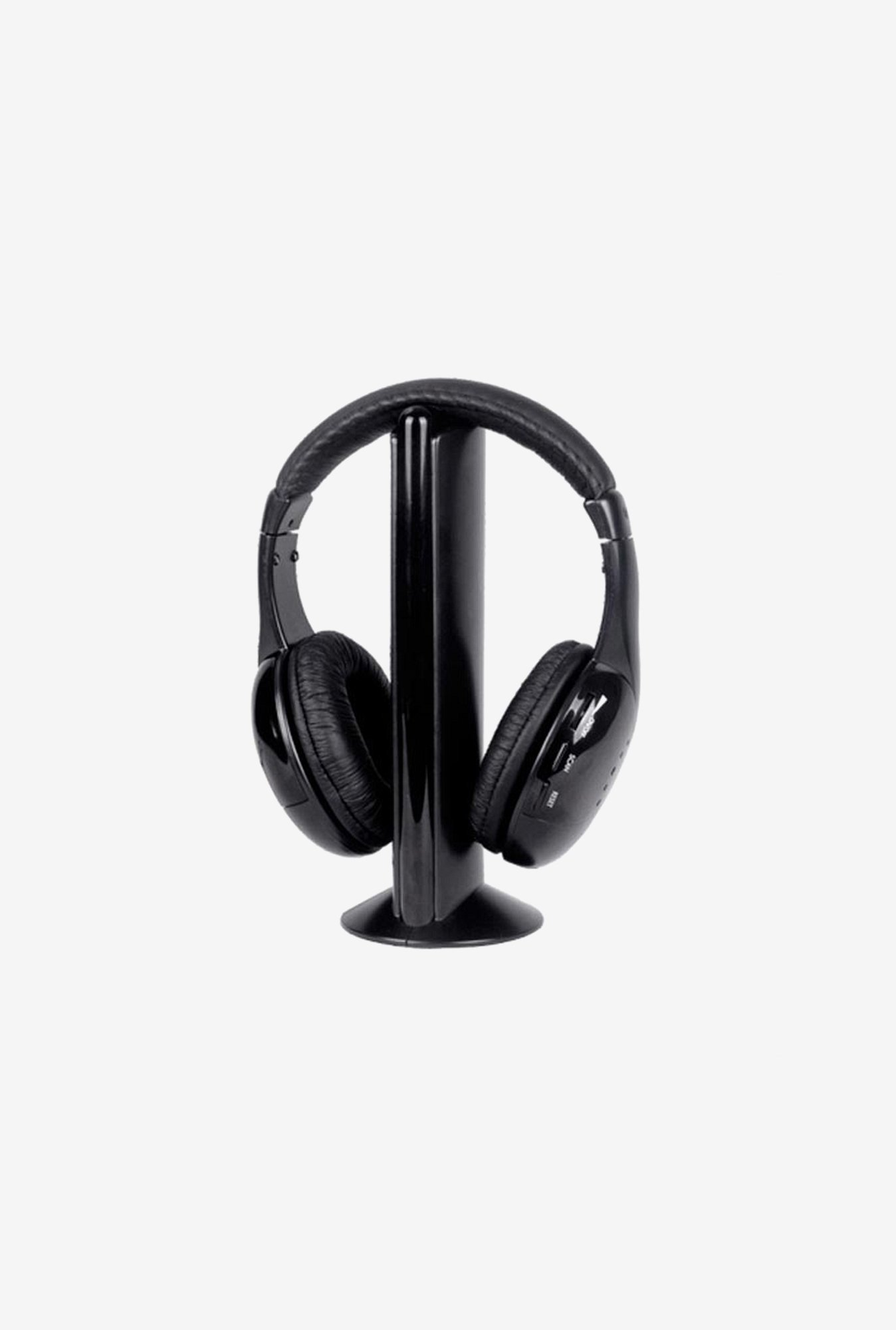 Intex Wireless Roaming Over Ear Headphone Black