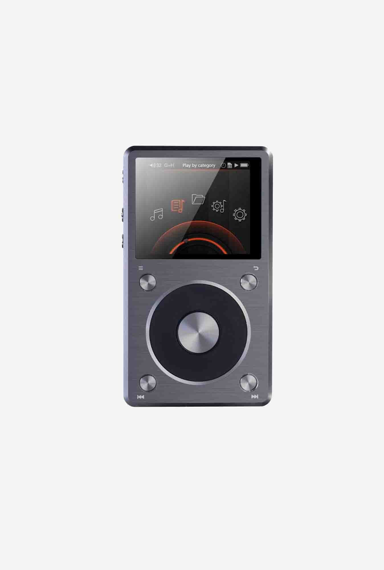 FiiO X5 (2nd Gen) MP3 Player Silver