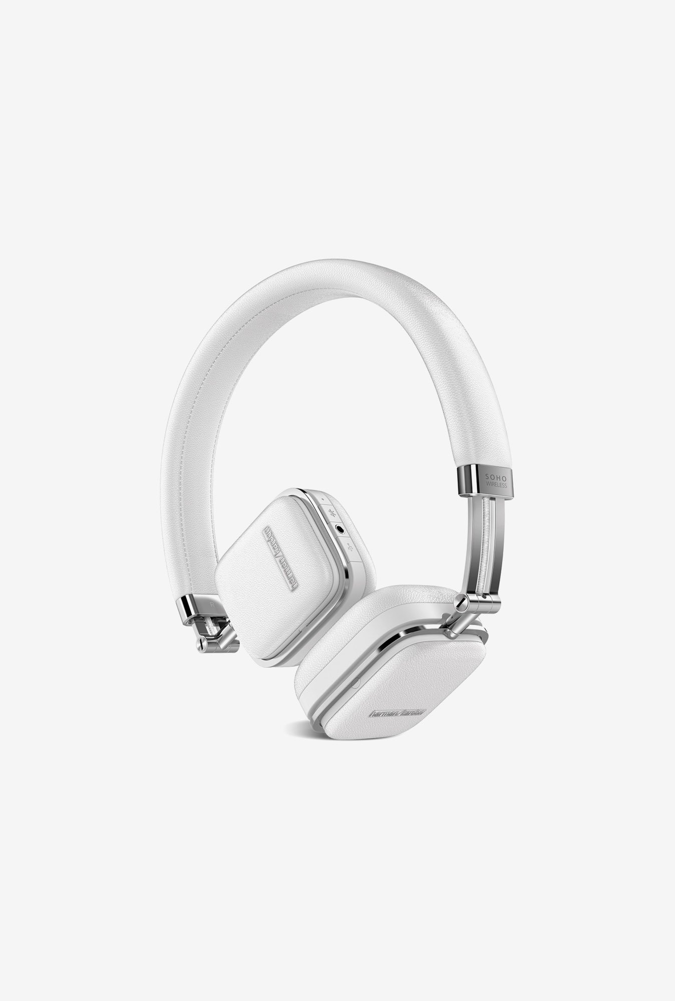 Harman Kardon Soho wireless On the Ear Headphone White