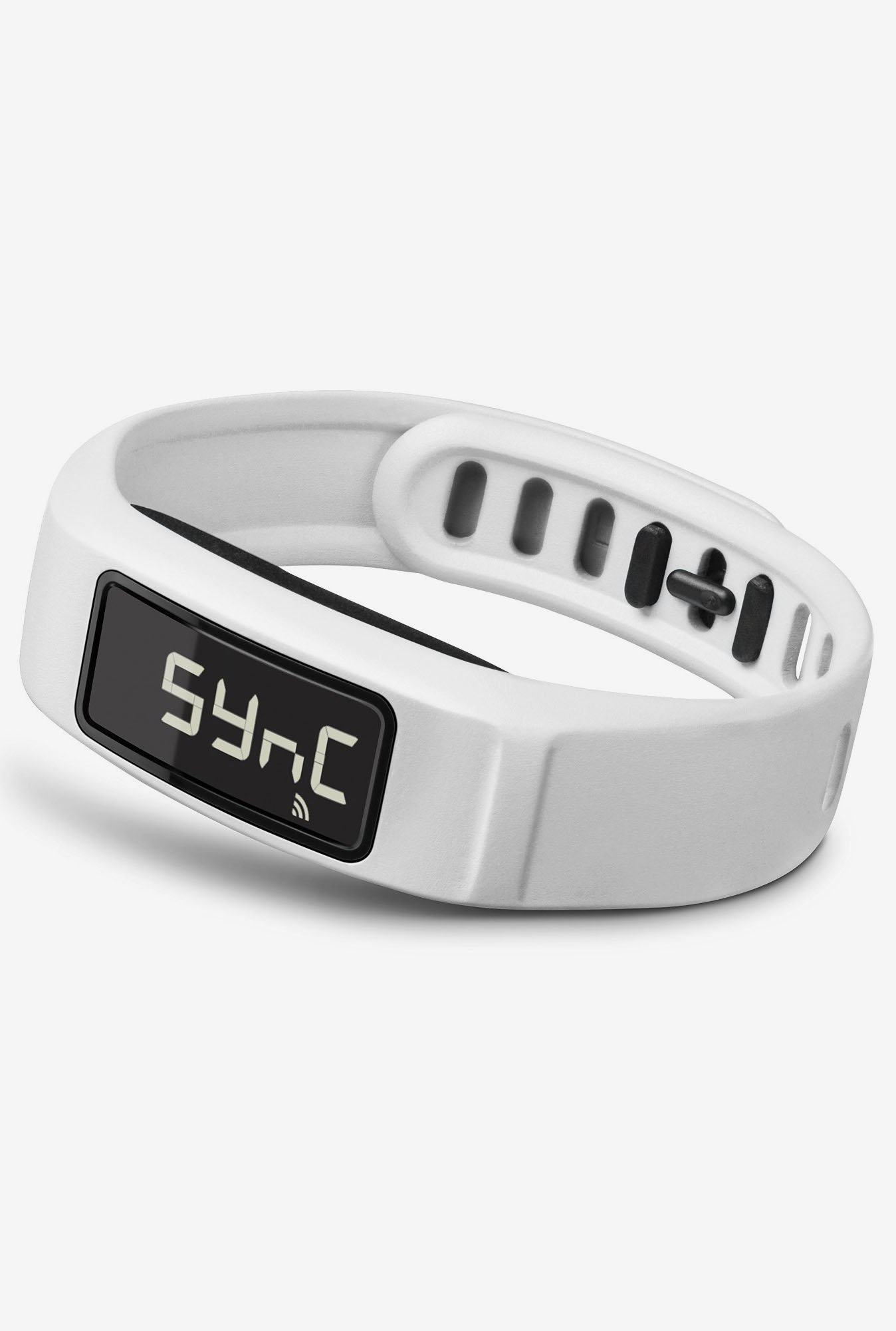 Garmin VivoFit2 Fitness Tracker (White)