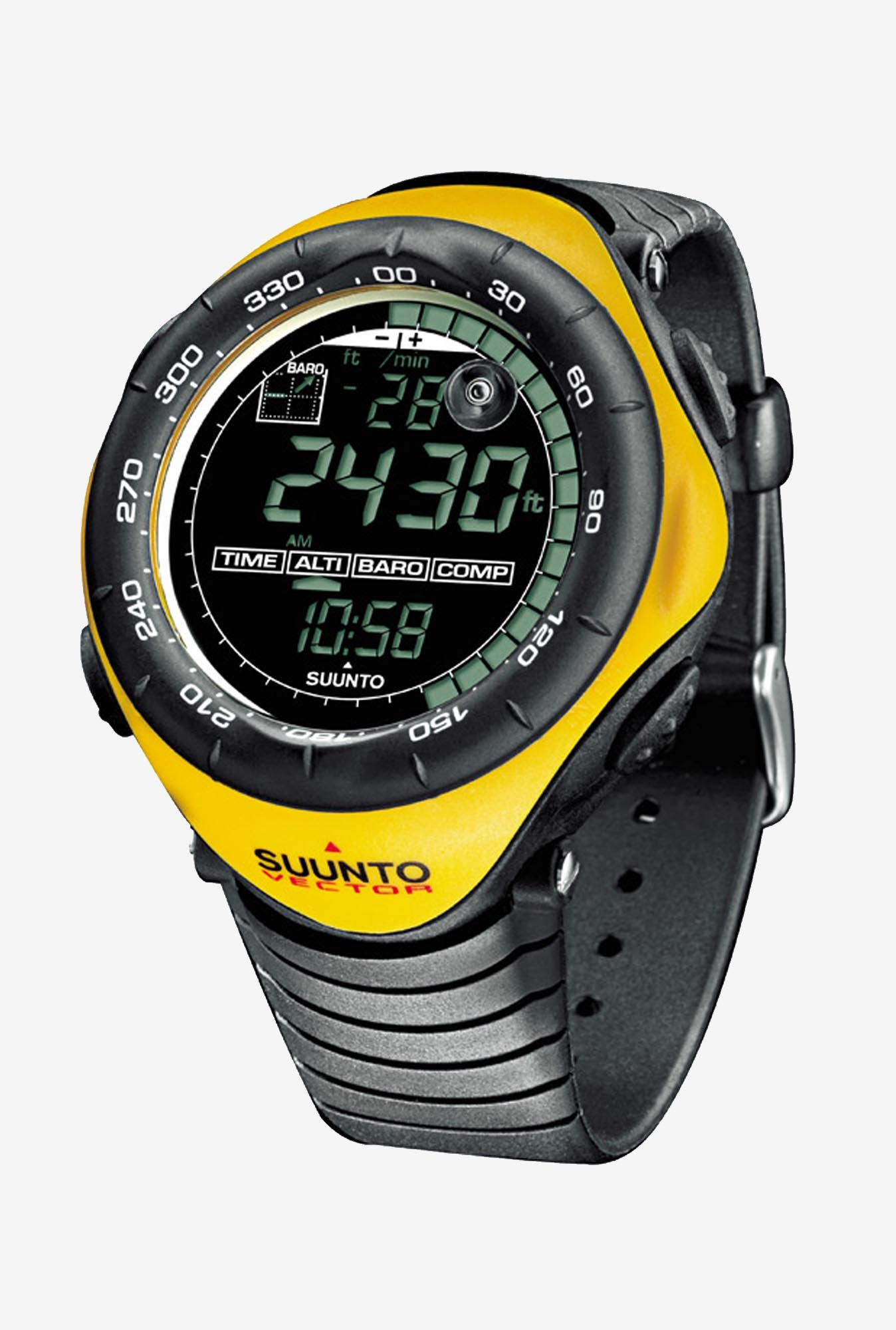 SUUNTO Vector Smart Watch Yellow