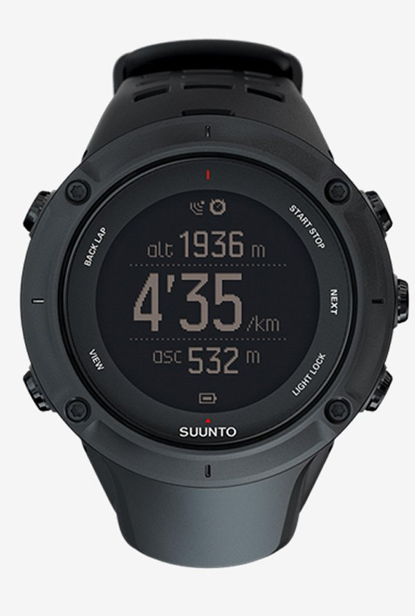 SUUNTO Ambit3 Peak Smart Watch Black