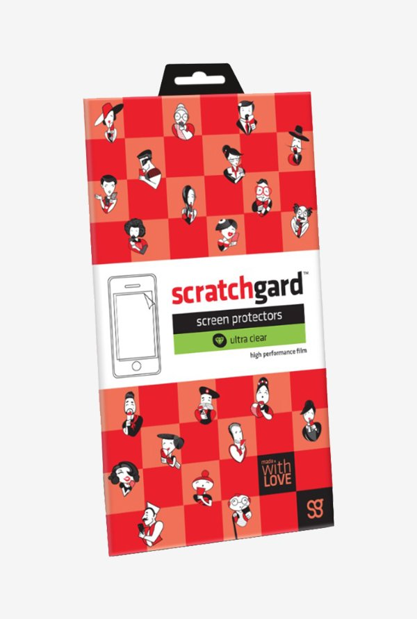 ScratchGard Micromax Nitro 4G Ultra Clear Screen Protector