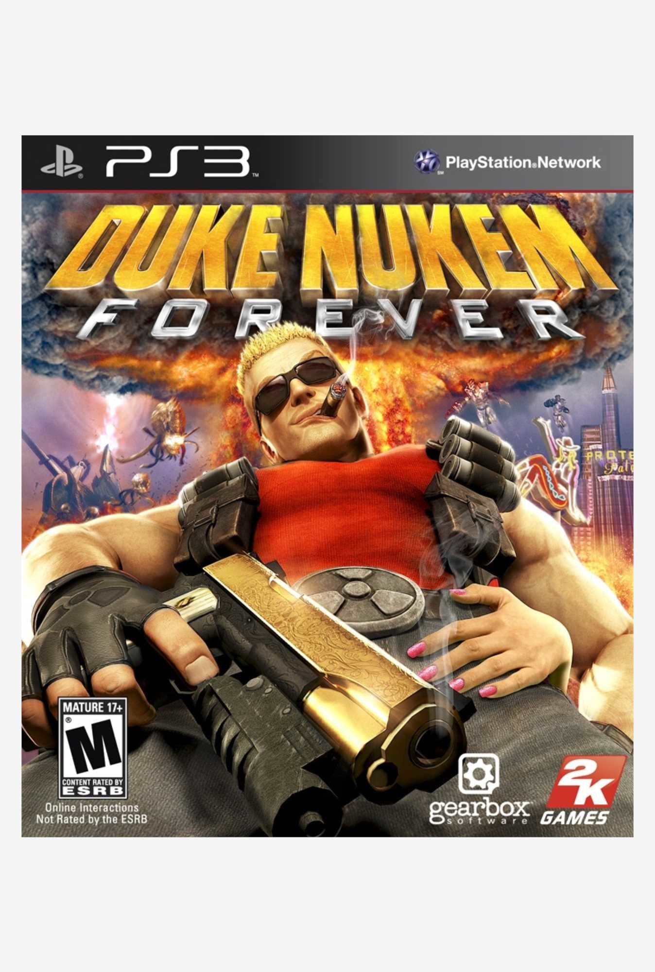 2K Games Duke Nukem Forever (PS3)