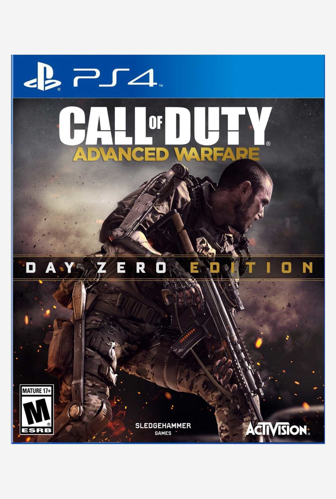 Activision Call of Duty: Advanced Warfare (PS4)