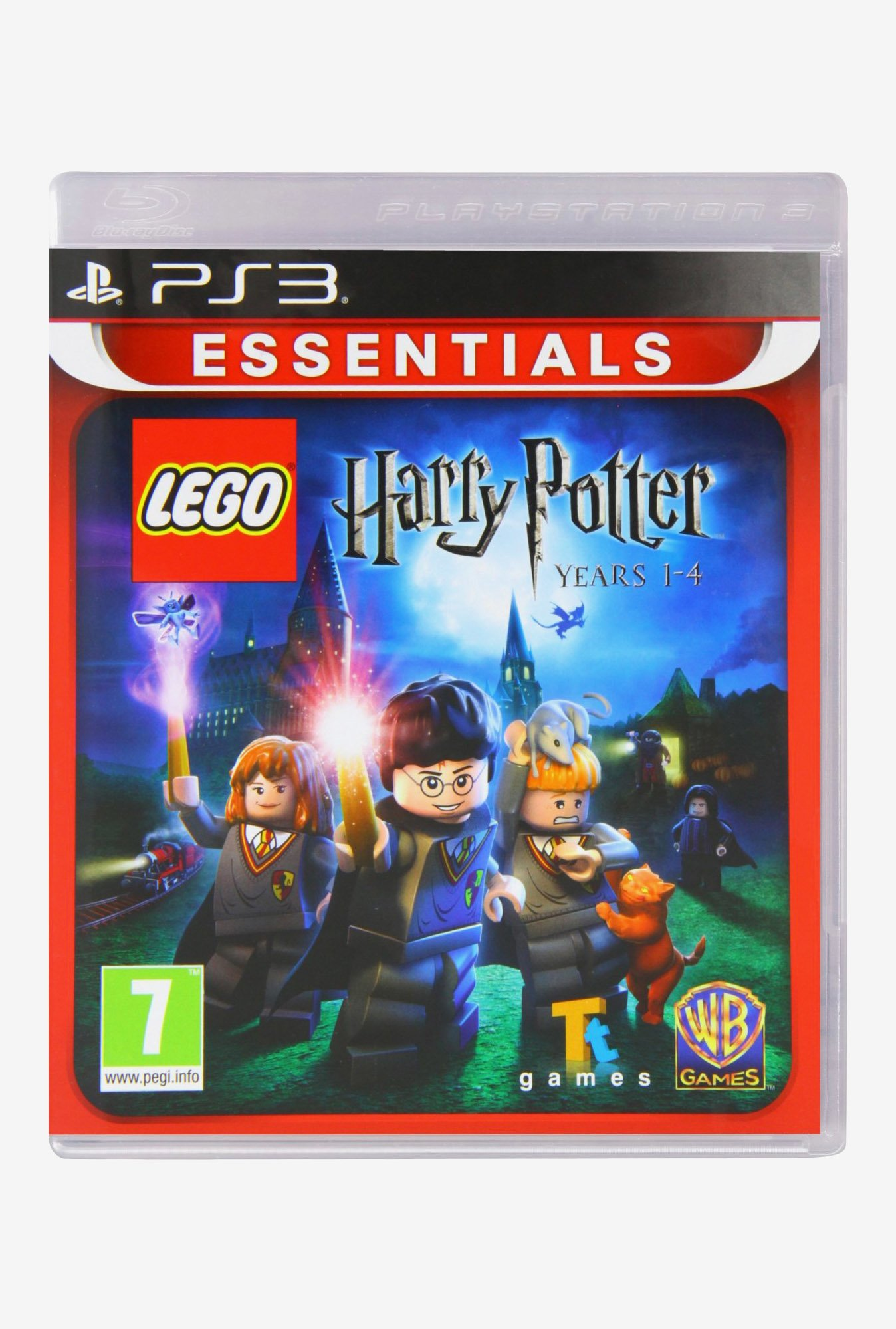 Warner Brothers LEGO Harry Potter: Years 1-4 (PS3)