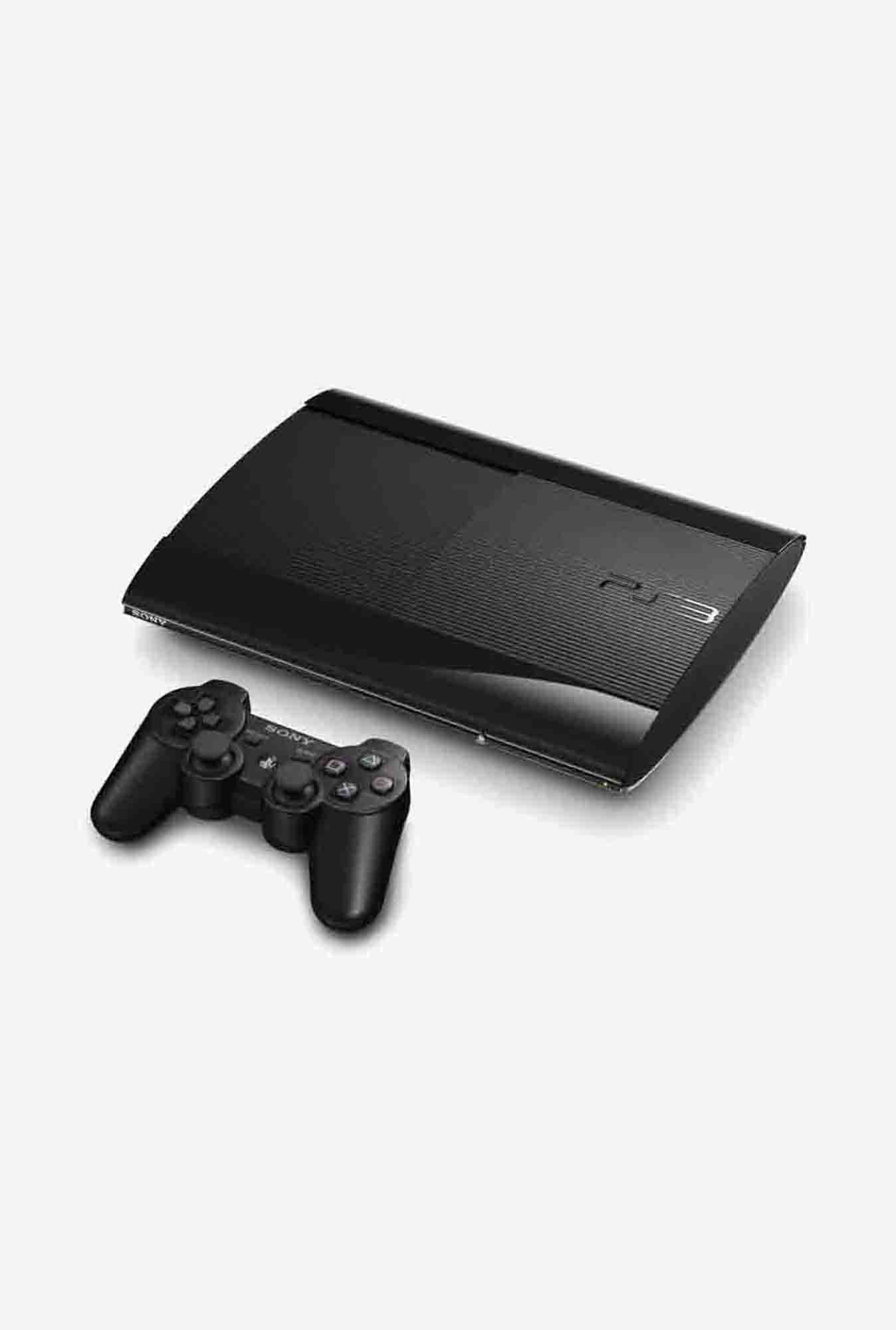 Sony Entertainment PlayStation 3 12GB Game Console Black