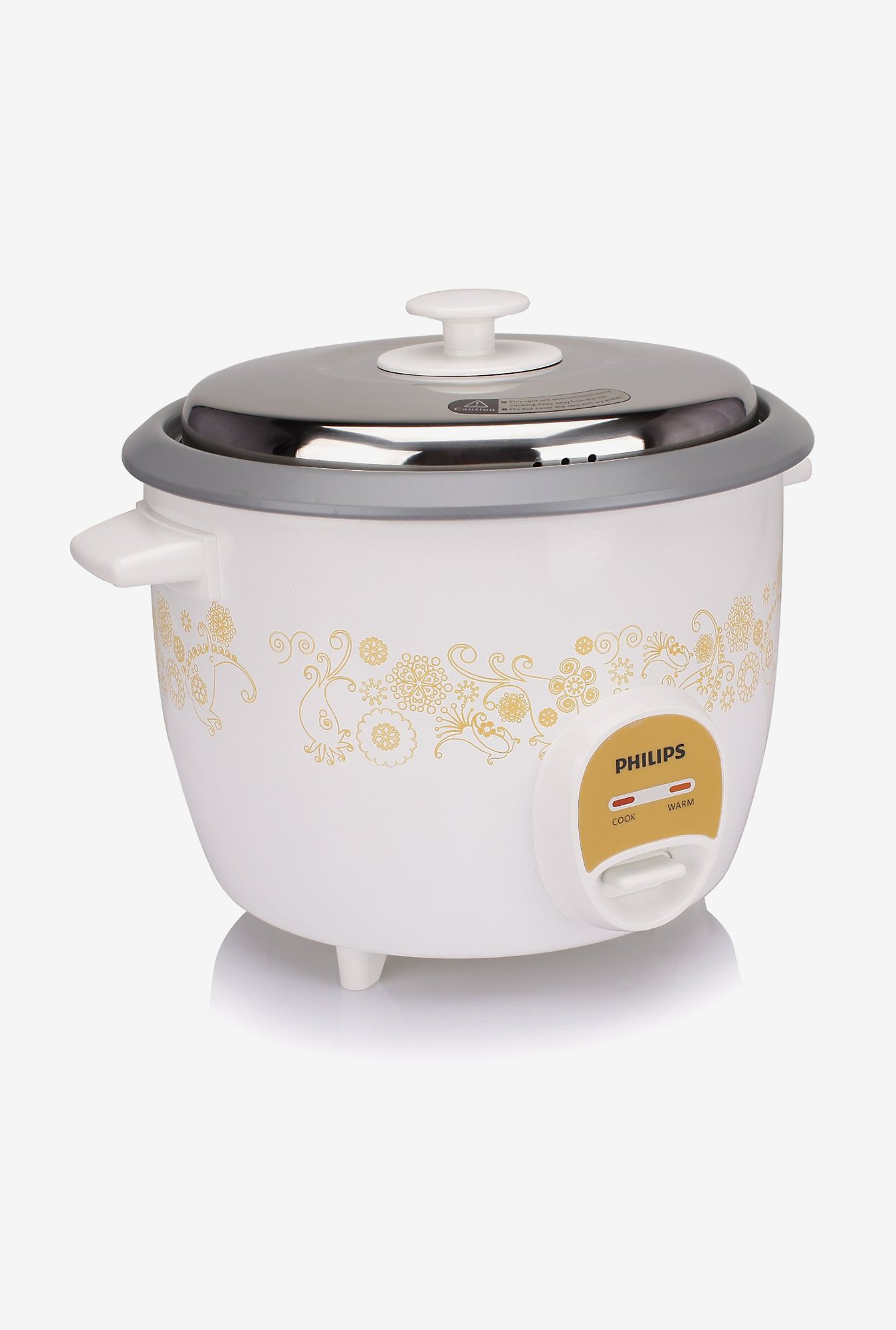 Philips Daily Collection HD3044/01 Rice Cooker White