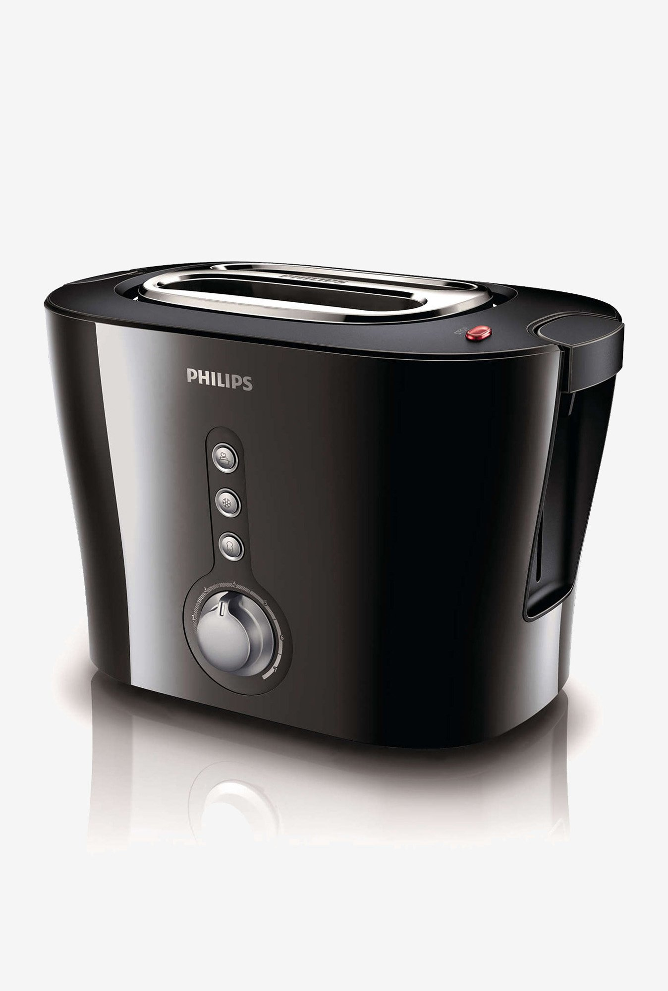 Philips HD2630/20 Pop-up Toaster Black