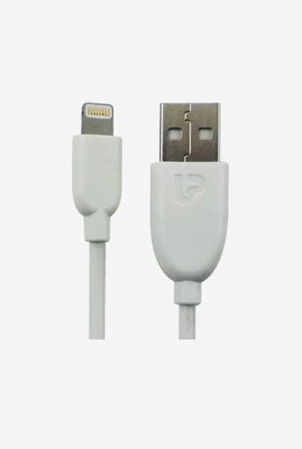 ULTRAPROLINK UL349W-0100 Lightning Cable White