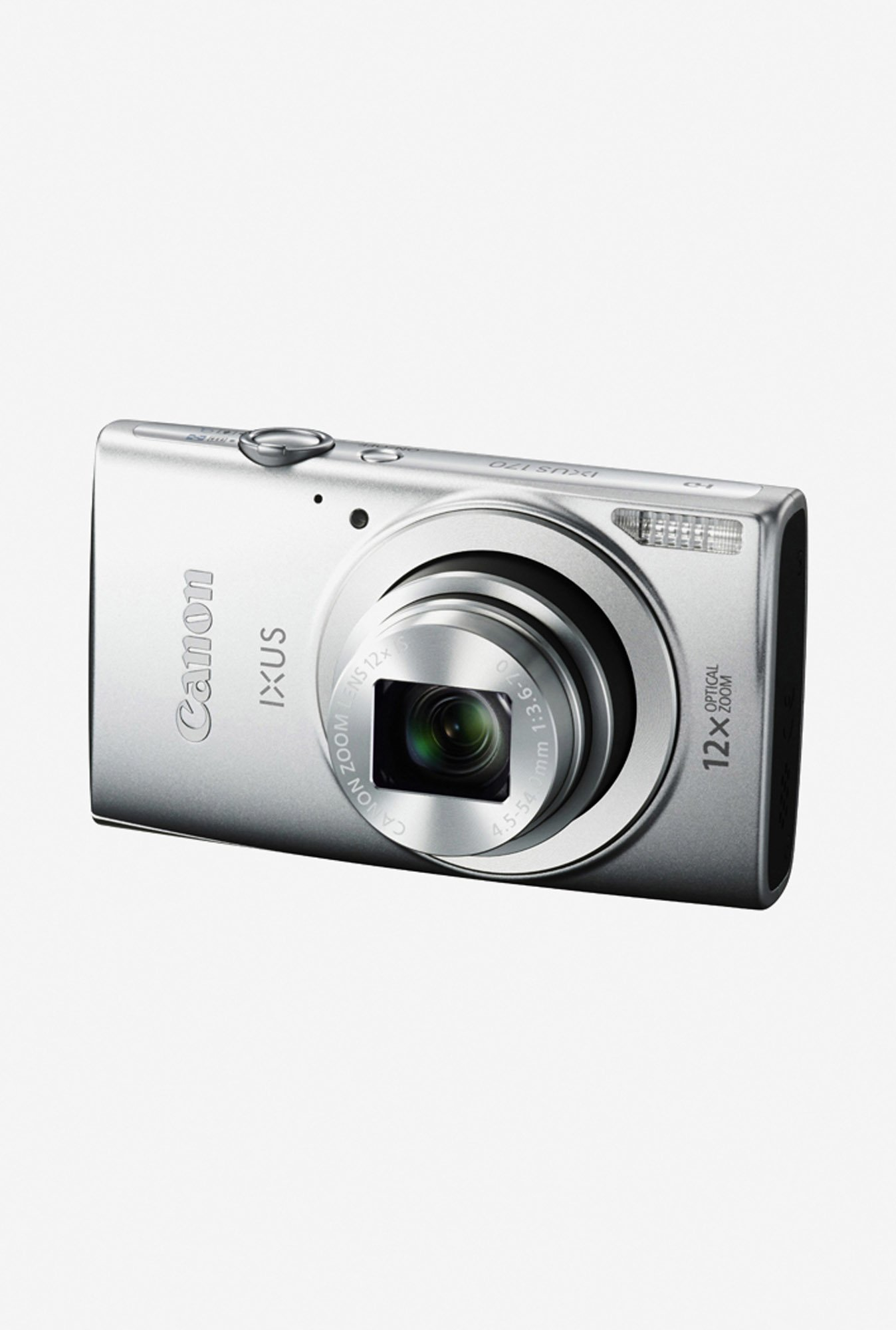 Canon IXUS 170 20 MP Point & Shoot Camera Silver