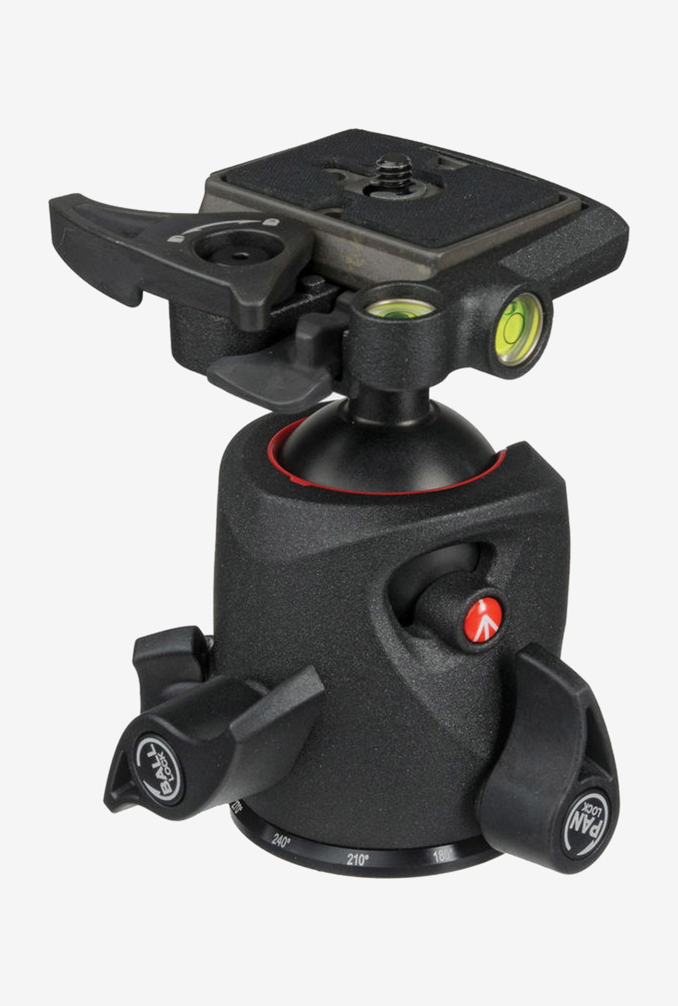 Manfrotto MH054M0-Q2 Tripod Ball Head Black
