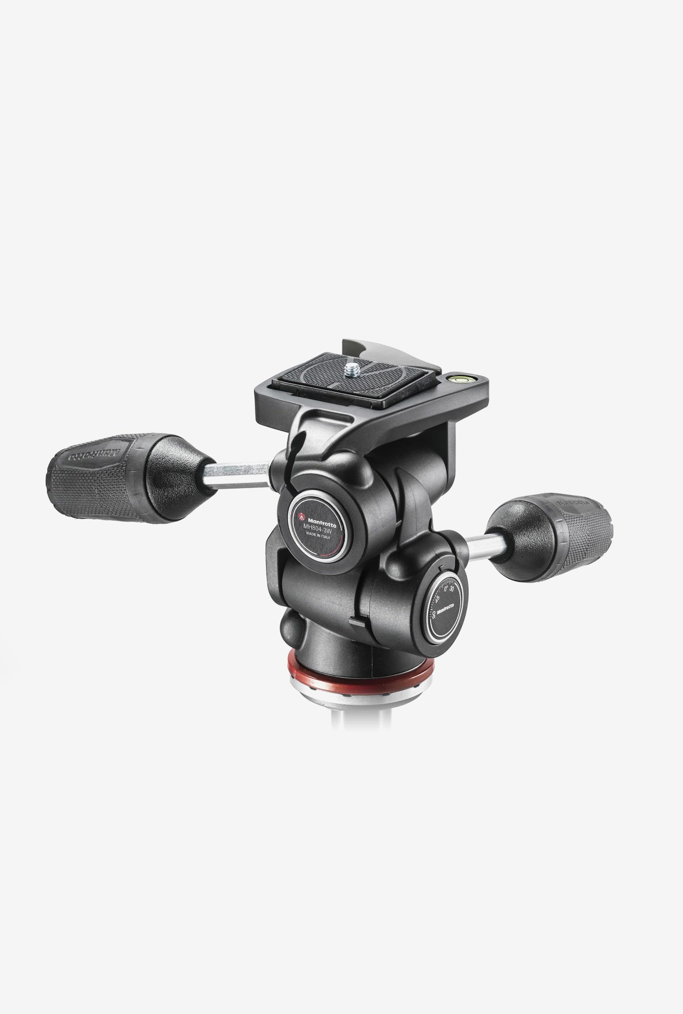 Manfrotto MH804-3W Tripod Ball Head Black