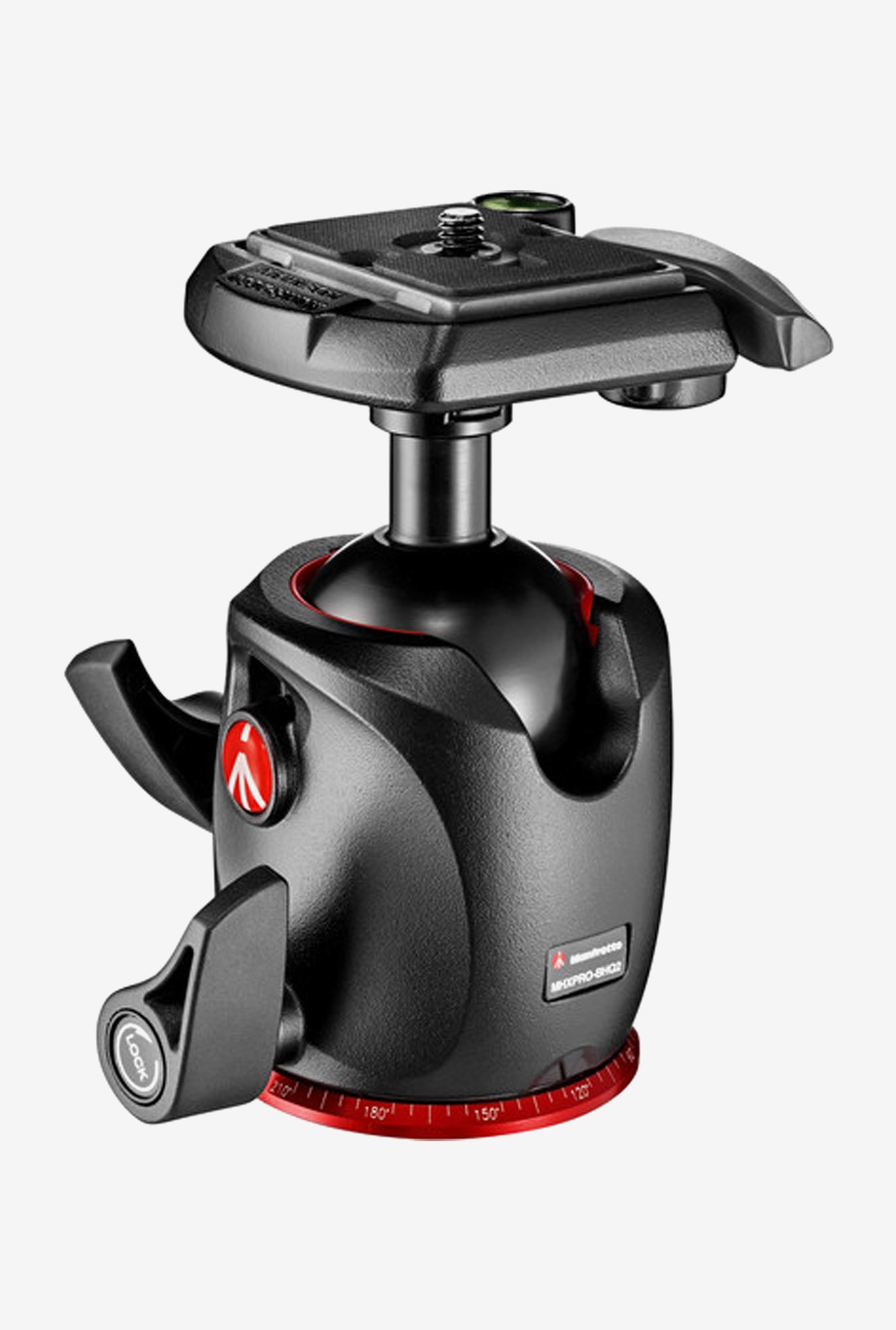 Manfrotto MHXPRO-BHQ2 Tripod Ball Head Black
