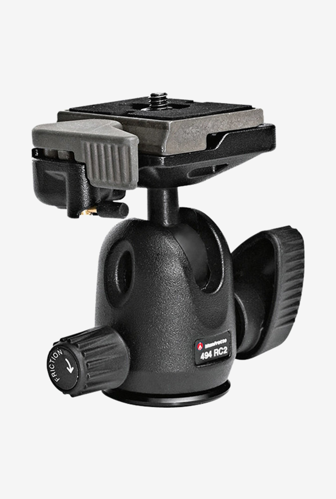 Manfrotto 494RC2 Tripod Ball Head Black