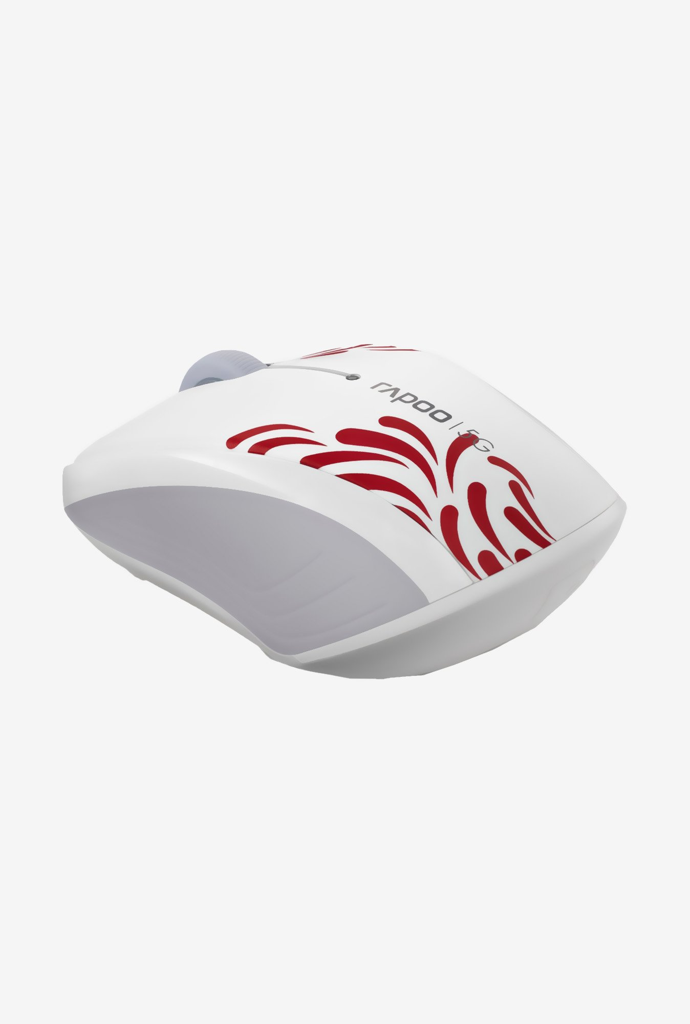 Rapoo 5G Wireless 3100P 3Key Mouse White