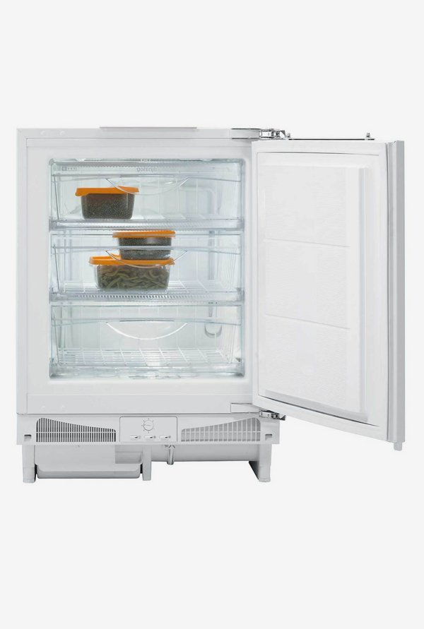 Gorenje FIU6091AW Single Door 96L Freezer (White)