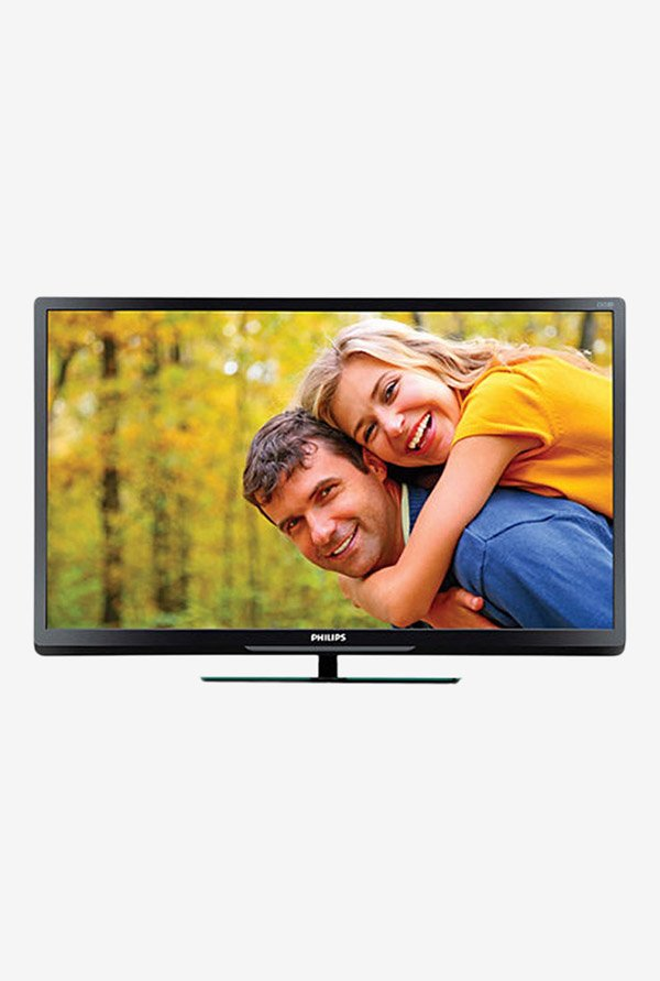 Philips 32PFL3738/V7 81Cm (32 Inch) HD Ready LED TV (Black)