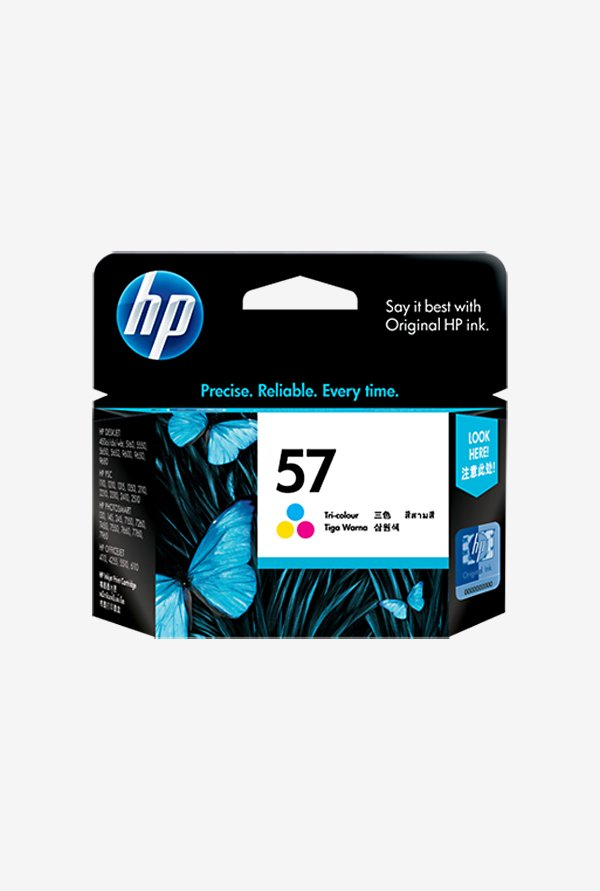 HP 57 Inkjet Cartridge Tri color