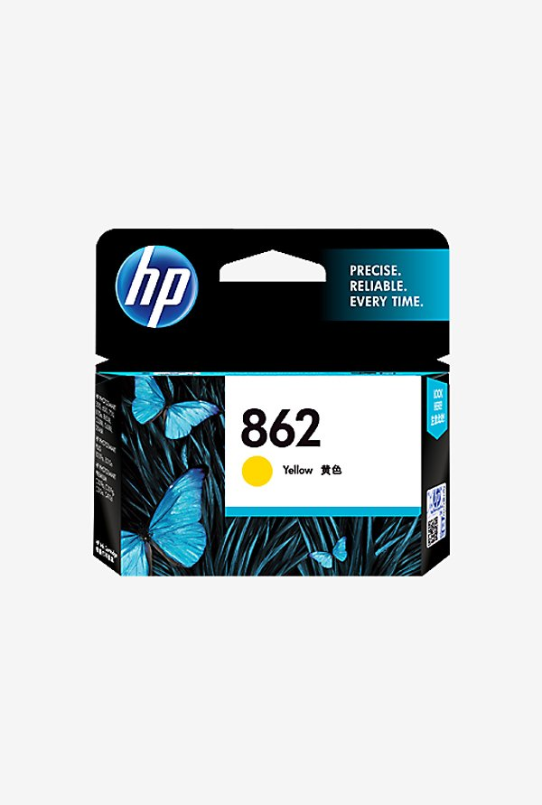HP 862 Inkjet Cartridge Yellow