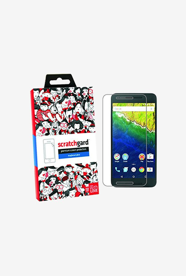ScratchGard Tempered Glass Screen Protector Huawei Nexus 6P